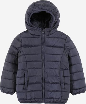 ABOUT YOU Overgangsjakke 'Kasumi Jacket' i blå