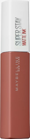 MAYBELLINE New York Lippenstift 'Super Stay Matte Ink' in Beige