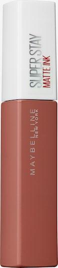 MAYBELLINE New York Lippenstift 'Super Stay Matte Ink' in nude, Produktansicht