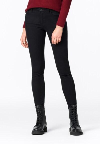 HALLHUBER Jeans 'Mia Stay Black' in black denim, Modelansicht