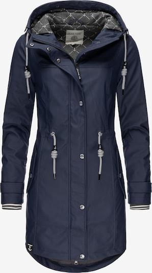 Peak Time Manteau mi-saison 'L60042' en bleu marine, Vue avec produit