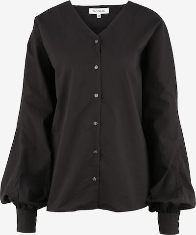 SoSUE Bluse in schwarz, Produktansicht
