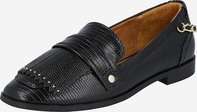 Papuci de casă River Island pe negru, Vizualizare produs
