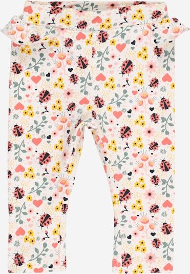 Guppy Leggings 'DIANA' in mischfarben / weiß, Produktansicht