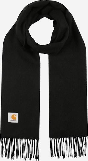 Carhartt WIP Schal 'Clan' in schwarz, Produktansicht