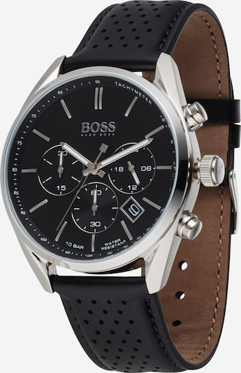 BOSS Analog watch 'CHAMPION' in black / silver, Item view
