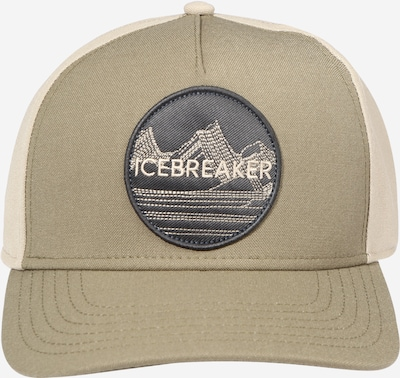 Icebreaker Sports cap in Beige / Cream / Brown / Black, Item view