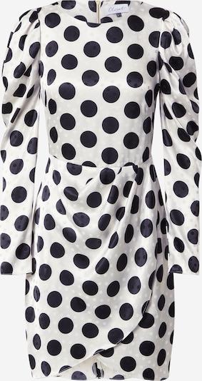 Kokteilinė suknelė iš Closet London, spalva – juoda / balkšva, Prekių apžvalga