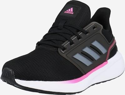ADIDAS PERFORMANCE Loopschoen 'EQ19' in de kleur Grijs / Pink / Zwart, Productweergave