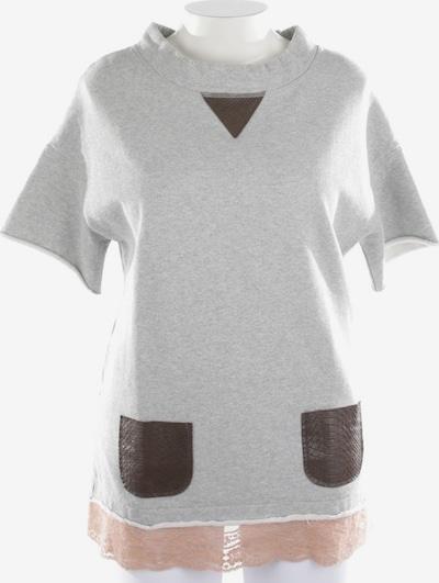 Erika Cavallini Sweatshirt & Zip-Up Hoodie in L in Grey, Item view