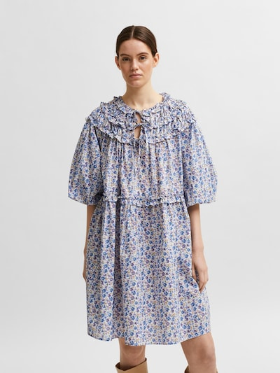 SELECTED FEMME Kleid 'Tasja' in mischfarben, Modelansicht