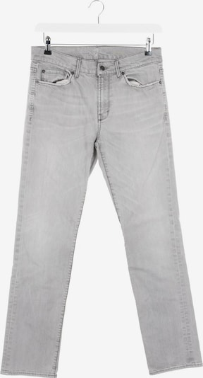 7 for all mankind Jeans in 33 in hellgrau, Produktansicht