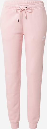 Nike Sportswear Housut värissä vaaleanpunainen: Näkymä edestä