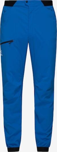 Haglöfs Outdoorhose 'L.I.M Fuse' in kobaltblau / schwarz, Produktansicht