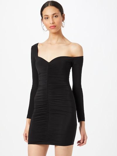 Missguided Šaty - černá, Model/ka