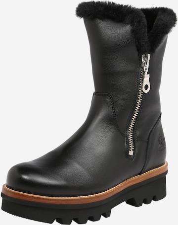 PANAMA JACK Boots 'Milla Igloo' in Schwarz