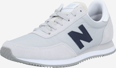 new balance Sneaker in dunkelblau / hellgrau, Produktansicht