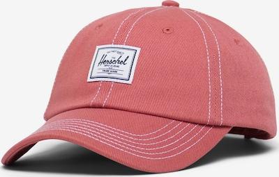 Herschel Cap 'Sylas' in pastellrot, Produktansicht
