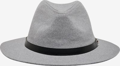 ONLY Hut in graumeliert / schwarz, Produktansicht