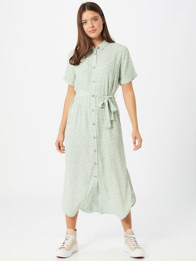 Envii Kleid 'SILJAN' in mint / weiß, Modelansicht