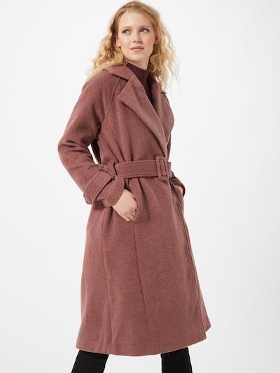 Y.A.S Přechodný kabát 'PAVA' - růže, Model/ka