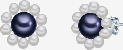 Valero Pearls Perlen-Ohrstecker in silber, Produktansicht