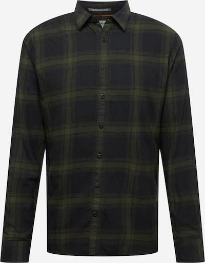 No Excess Риза в тъмносиньо / тъмнозелено, Преглед на продукта