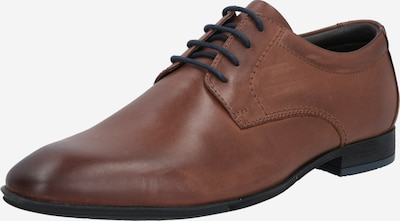 ABOUT YOU Lace-up shoe 'Enno' in brown, Item view