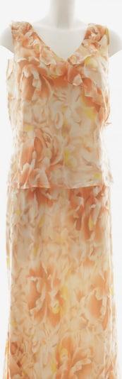 ǝe Elégance Kostüm in XXL in creme / dunkelgelb / apricot, Produktansicht