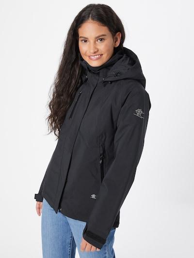 Bergans Sportska jakna u crna: Prednji pogled