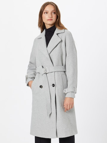 ABOUT YOU Winter Coat 'Lavina' in Grey