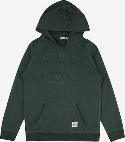 NAME IT Sweatshirt 'SEBAS' in smaragd, Produktansicht