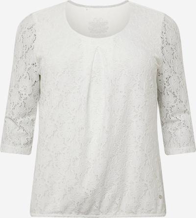 Tricou 'Las Vegas' SAMOON pe alb, Vizualizare produs