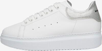 NOCLAIM Sneakers laag 'GALA 14' in de kleur Wit, Productweergave