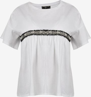 faina Shirt in White
