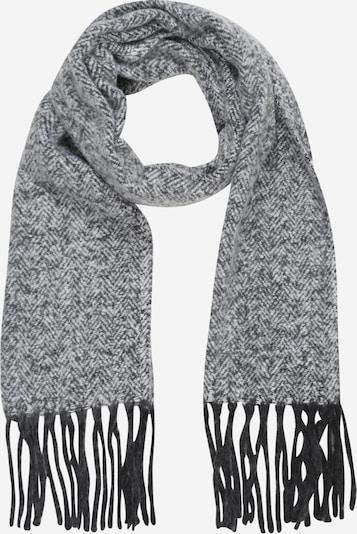 OBJECT Halsduk 'Mitta' i mörkgrå, Produktvy