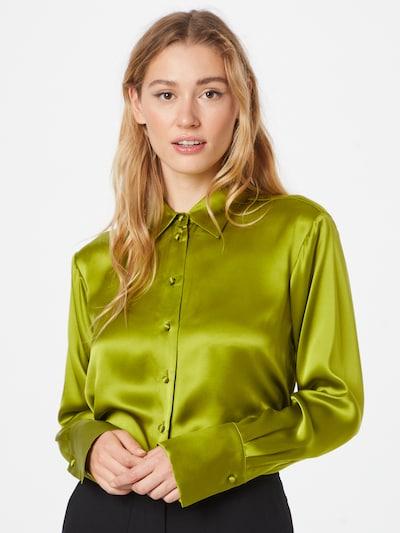Bluză The Kooples pe verde, Vizualizare model