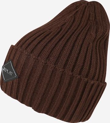 REPLAY Müts 'Berretto', värv punane