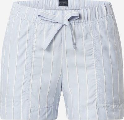 Marc O'Polo Bodywear Pyjamashorts in nachtblau / hellblau / weiß, Produktansicht