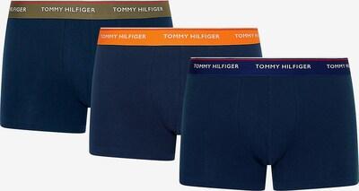 TOMMY HILFIGER Boxers en bleu marine / kaki / orange / blanc, Vue avec produit