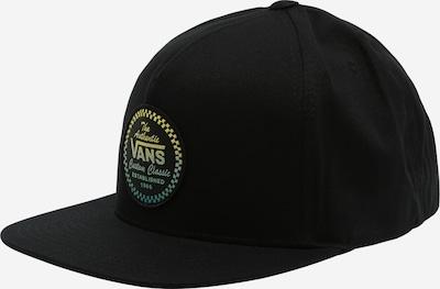 VANS Cap in hellgelb / hellgrün / schwarz, Produktansicht