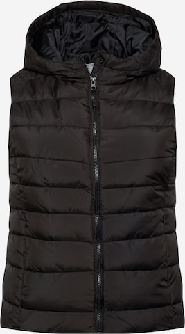 ABOUT YOU Curvy Vest 'Laureen', värv must
