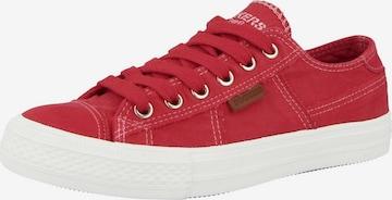 Dockers by Gerli Sneaker low i rød