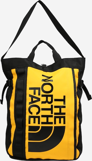 THE NORTH FACE Sac à dos de sport 'Base Camp' en jaune / noir, Vue avec produit