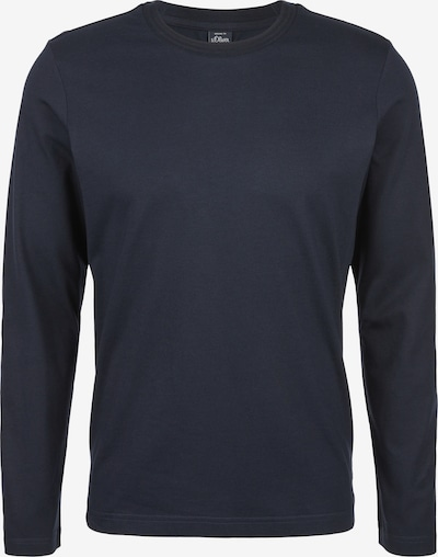 Maglietta s.Oliver di colore blu scuro, Visualizzazione prodotti