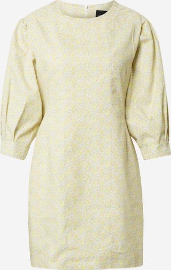 Birgitte Herskind Vestido 'Barbett' en amarillo claro / gris / naranja / rosa claro / blanco, Vista del producto