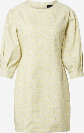 Birgitte Herskind Dress 'Barbett' in Light yellow / Grey / Orange / Light pink / White, Item view