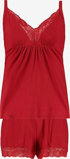 Ulla Popken Shorty in rot, Produktansicht