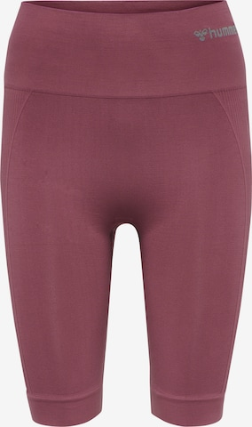 Pantalon de sport Hummel en violet
