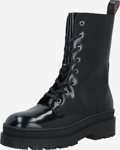 SCOTCH & SODA Lace-up boot 'Aubri' in Black, Item view